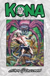 It's Alive's Kona: Monarch Of Monster Isle Issue # 2b