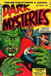 Master Publications's Dark Mysteries Issue # 3