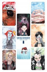 Image Comics's Descender Issue # 30b