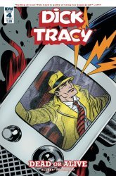IDW Publishing's Dick Tracy: Dead or Alive Issue # 4