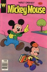 Gold Key's Mickey Mouse Issue # 204whitman