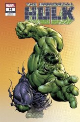 Marvel Comics's Immortal Hulk  Issue # 16comicxposure