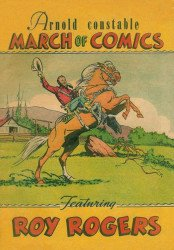 Western Printing Co.'s March of Comics Issue # 47b