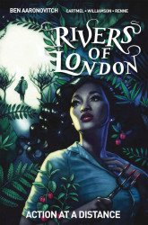 Titan Comics's Rivers of London: Action at a Distance TPB # 1