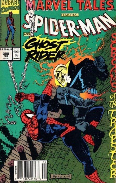 Marvel Tales No.249 1991 Reprints Marvel Team-up No.14 Namor The Sub-Mariner