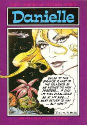 Ken Pierce, Inc's Danielle: First American Edition Series Soft Cover # 1