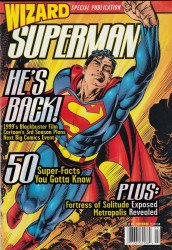 Wizard Entertainment's Superman: Wizard Special Publication Issue # 1b