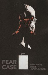 Dark Horse Comics's Fear Case Issue # 2b
