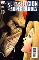 DC Comics's Supergirl and the Legion of Super-Heroes Issue # 28