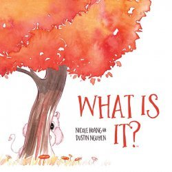 BOOM! Studios's What Is It? Hard Cover # 1