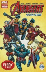 Marvel Comics's Avengers: Never Alone Issue # 1b