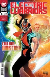 DC Comics's Electric Warriors Issue # 6