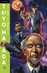 Valiant Entertainment's Life and Death of Toyo Harada Issue # 3