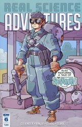 IDW Publishing's Atomic Robo Presents: Real Science Adventures Issue # 6