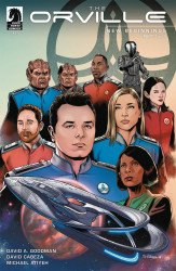 Dark Horse Comics's Orville Issue # 1