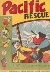 Comic Book World's Pacific Rescue Issue nn