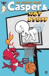 American Mythology's Casper and Hot Stuff Issue # 1c
