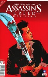 Titan Comics's Assassin's Creed: Uprising Issue # 4c