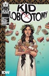 IDW Publishing's Kid Lobotomy Issue # 4ri