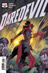 Marvel Comics's Daredevil Issue # 29