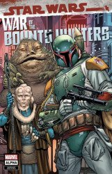 Marvel Comics's Star Wars: War of the Bounty Hunters - Alpha Issue # 1comicselite-a