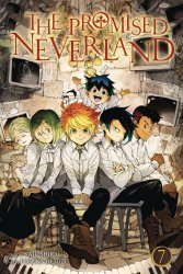 Viz Media's The Promised Neverland Soft Cover # 7