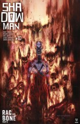 Valiant Entertainment's Shadowman Issue # 10b