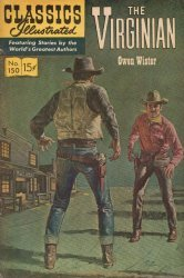 Gilberton Publications's Classics Illustrated #150: The Virginian Issue # 3