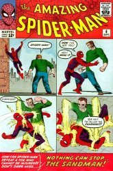 Marvel's The Amazing Spider-Man Issue # 4