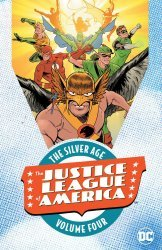 DC Comics's Justice League of America: The Silver Age TPB # 4