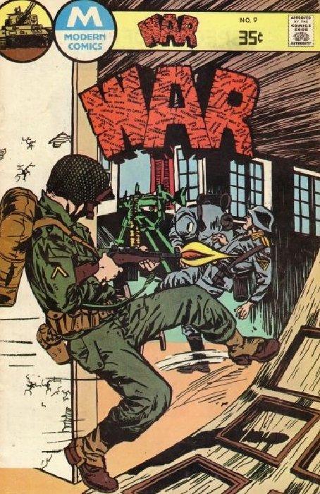 Modern Comic Book Covers : War modern comics comicbookrealm