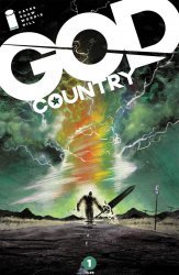 Image Comics's God Country Issue # 1