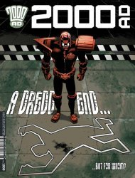 Rebellion's 2000 AD Issue # 1998