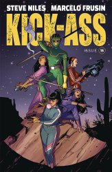 Image Comics's Kick-Ass Issue # 15c