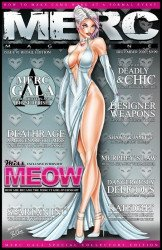 Merc Magazine's Miss Meow Issue # 1b