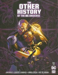DC Black Label's Other History of the DC Universe Issue # 2b
