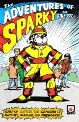 National Fire Protection Association's Adventures of Sparky the Fire Dog Issue nn