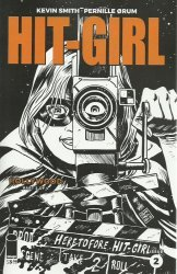 Image Comics's Hit-Girl Issue # 2b
