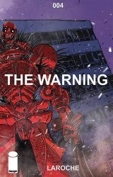 Image Comics's Warning Issue # 4