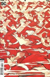 DC Comics's The Flash Issue # 58b