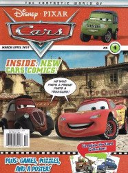 Marvel Comics's Disney-Pixar: Cars Issue # 4