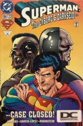 DC Comics's Superman Issue # 104c