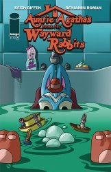 Image Comics's Auntie Agatha's Home for Wayward Rabbits Issue # 4