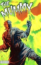 Monster Comics's The Mummy Issue # 4