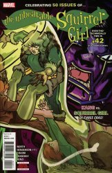 Marvel Comics's The Unbeatable Squirrel Girl Issue # 42
