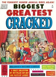 Major Magazines's Biggest Greatest Cracked Issue # 2