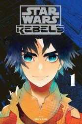 Yen Press's Star Wars: Rebels Manga Soft Cover # 1