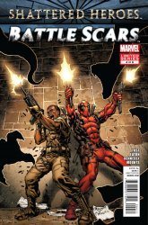 Marvel Comics's Battle Scars Issue # 4