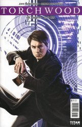 Titan Comics's Torchwood: The Culling Issue # 1c