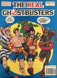 Marvel UK's The Real Ghostbusters Issue # 102